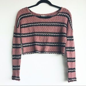 Nordstrom Rubbish Knit Top